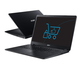 "Notebook / Laptop 15,6"" Acer Aspire 3 i3-10110U/8GB/256 Czarny"