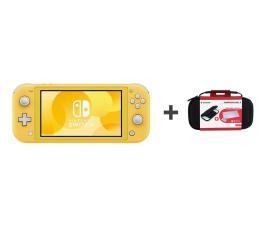 Konsola Nintendo Nintendo Switch Lite (Żółty) + Etui + Szkło