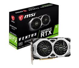 Karta graficzna NVIDIA MSI Geforce RTX 2060 SUPER VENTUS GP OC 8GB GDDR6