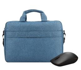 Torba na laptopa Lenovo Mysz 400 Wireless + Torba T210 (Niebieski)