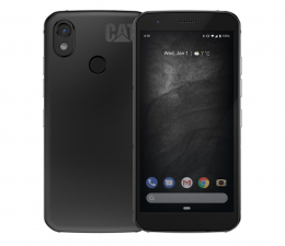 Smartfon / Telefon Cat S52 Dual SIM LTE czarny