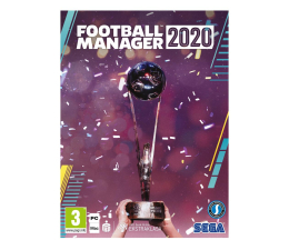 Gra na PC PC Football Manager 2020