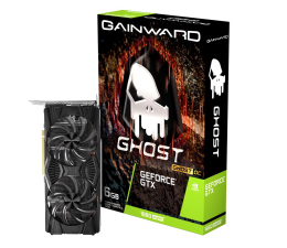Karta graficzna NVIDIA Gainward GeForce GTX 1660 SUPER Ghost OC 6GB GDDR6