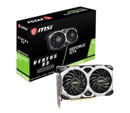 Karta graficzna NVIDIA MSI GeForce GTX 1660 SUPER VENTUS XS OC 6GB GDDR6