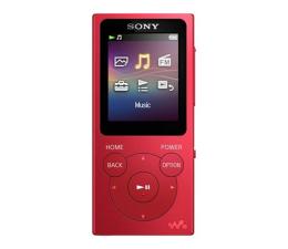 Odtwarzacz MP3 Sony Walkman NW-E393 Czerowny