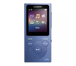 Odtwarzacz MP3 Sony Walkman NW-E393 Niebieski