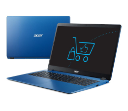 "Notebook / Laptop 15,6"" Acer Aspire 3 i3-10110U/8GB/256 Niebieski"