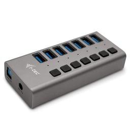 Hub USB i-tec Hub USB - 7x USB (36W)