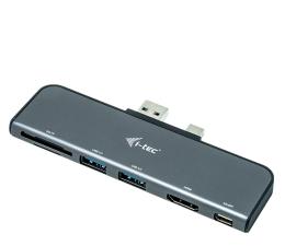 Stacja dokująca do laptopa i-tec USB/miniDisplayPort - HDMI, miniDisplayPort, USB