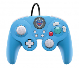 Pad do konsoli PDP SWITCH Fight Pad Pro SUPER SMASH BROS - ZELDA LINK