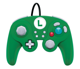 Pad do konsoli PDP SWITCH Fight Pad Pro SUPER SMASH BROS - LUIGI