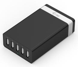 Ładowarka do smartfonów i-tec Smart Charger 5x USB 40W / 8A