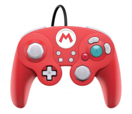 Pad do konsoli PDP SWITCH Fight Pad Pro SUPER SMASH BROS - MARIO