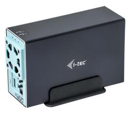 """Obudowa dysku i-tec Obudowa do dysku 2x 3.5"""" (MySafe, USB-C)"""