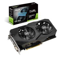 Karta graficzna NVIDIA ASUS GeForce GTX 1660 SUPER DUAL OC EVO 6GB GDDR6
