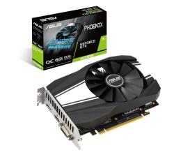 Karta graficzna NVIDIA ASUS GeForce GTX 1660 SUPER Phoenix OC 6GB GDDR6