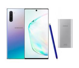 Smartfon / Telefon Samsung Galaxy Note 10 Aura Glow + PowerBank 10000mAh