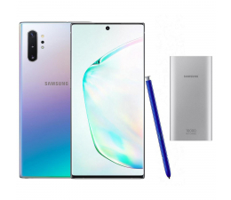 Smartfon / Telefon Samsung Galaxy Note 10+ Aura Glow + PowerBank 10000mAh