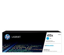 Toner do drukarki HP 415X cyan 6000str.
