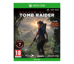 Gra na Xbox One Xbox Shadow of Tomb Raider Definitive Edition