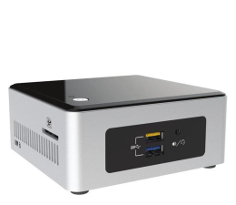 "Nettop/Mini-PC Intel NUC N3700 2.5""SATA BOX"