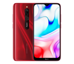 Smartfon / Telefon Xiaomi Redmi 8 4/64GB Ruby Red