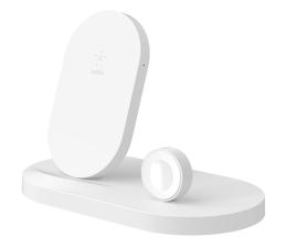 Ładowarka do smartfonów Belkin Ładowarka indukcyjna (iPhone, Apple Watch, biała)
