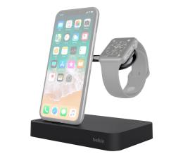 Ładowarka do smartfonów Belkin Ładowarka indukcyjna (iPhone, Apple Watch, czarna)