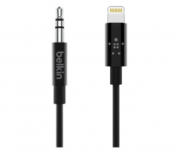 Kabel audio Belkin Kabel Lightning - Minijack 3.5mm