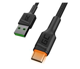 Kabel USB Green Cell Kabel USB - micro USB 1.2m (QC 3.0, LED)