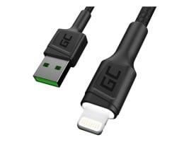 Kabel USB Green Cell Kabel USB - Lightning 1.2m (QC 3.0, LED)