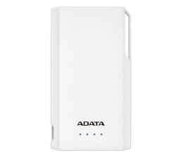 Powerbank ADATA Power Bank S10000 10000mAh 2.1A (biały)
