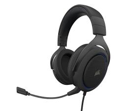 Słuchawki przewodowe Corsair HS50 PRO Stereo Blue