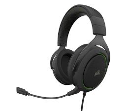 Słuchawki przewodowe Corsair HS50 PRO Stereo Green
