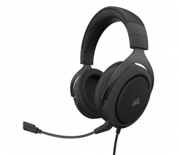 Słuchawki przewodowe Corsair HS50 PRO Stereo Carbon