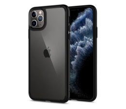Etui / obudowa na smartfona Spigen Ultra Hybrid do iPhone 11 Pro Max Black