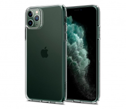 Etui/obudowa na smartfona Spigen Liquid Crystal do iPhone 11 Pro Clear
