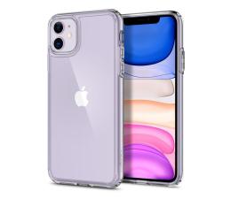 Etui/obudowa na smartfona Spigen Ultra Hybrid do iPhone 11 Crystal Clear