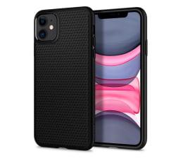 Etui/obudowa na smartfona Spigen Liquid Air do iPhone 11 Black