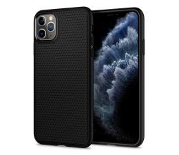 Etui / obudowa na smartfona Spigen Liquid Air do iPhone 11 Pro Black
