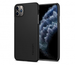 Etui / obudowa na smartfona Spigen Thin Fit do iPhone 11 Pro Black