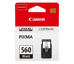 Tusz do drukarki Canon PG-560 black 180str.