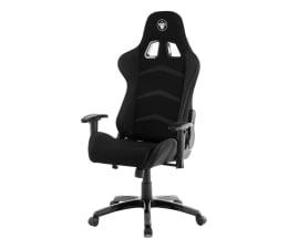 Fotel gamingowy Silver Monkey SMG-450 (Czarny) Materiał