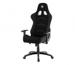 Fotel gamingowy Silver Monkey SMG-450 (Czarny) Tkanina