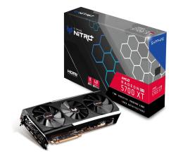 Karta graficzna AMD Sapphire Radeon RX 5700 XT NITRO+ 8GB GDDR6