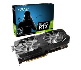 Karta graficzna NVIDIA KFA2 GeForce RTX 2080 SUPER EX 1-Click OC 8GB GDDR6