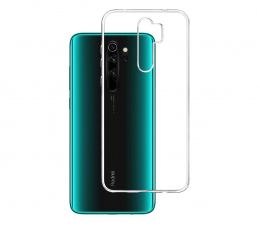 Etui/obudowa na smartfona 3mk Clear Case do Xiaomi Redmi Note 8 Pro