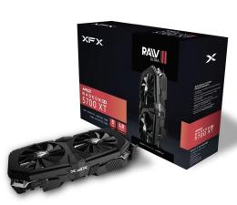 Karta graficzna AMD XFX Radeon RX 5700 XT RAW II ULTRA 8GB GDDR6