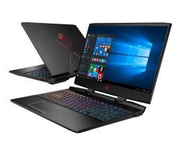 "Notebook / Laptop 15,6"" HP OMEN 15 i7-9750H/16GB/512+480/W10x RTX2060 144Hz"