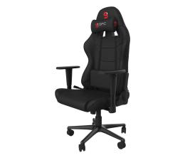 Fotel gamingowy SPC Gear SR300F V2 (Czarny) Materiał